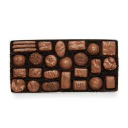 1 lb Milk Chocolate Box sold by See's Candies