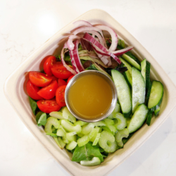 Market Salad sold by Cassell's Hamburgers