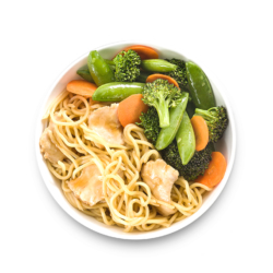 Kid's Lo Mein Bowl sold by Pei Wei Asian Diner