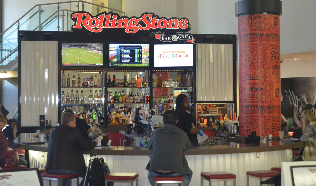 Rolling Stone Bar & Grill storefront image