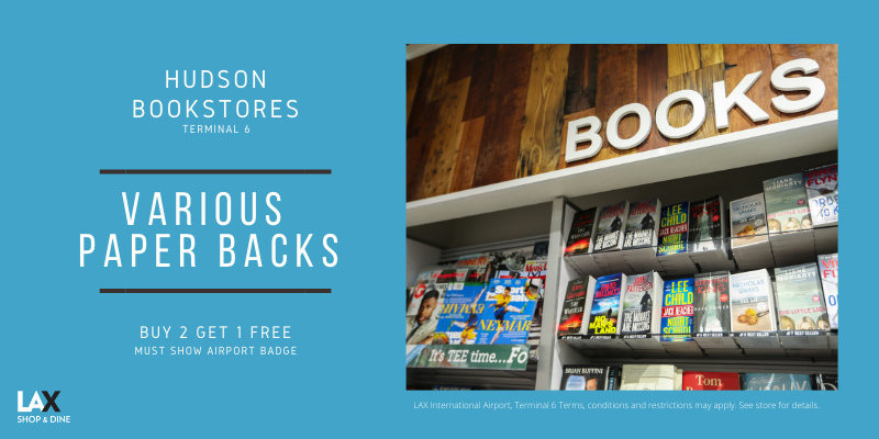 Hudson Book Store – Paper Backs